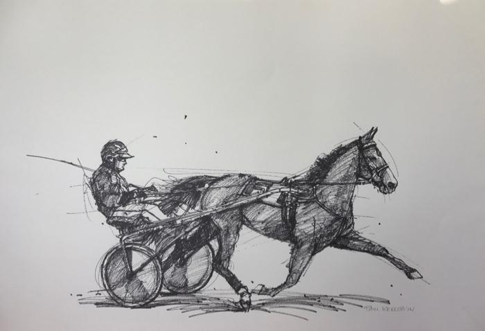 Paarden Voor Een Karretje Paul Kerrebijn Blog